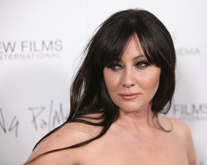 Shannen Doherty Cancer