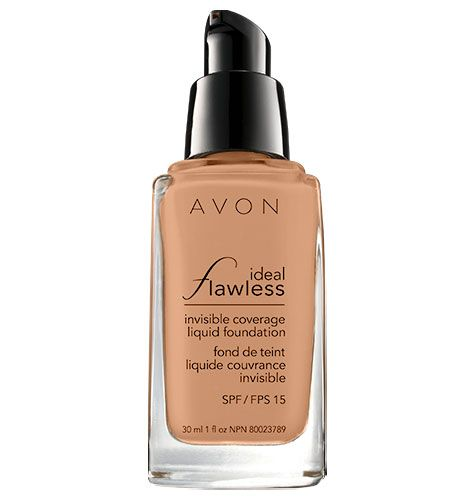 Το Avon Ideal Flawless Invisible Coverage Liquid Foundation