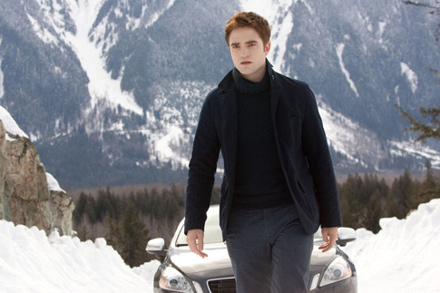Ο Robert Pattinson (Robert Pattinson)