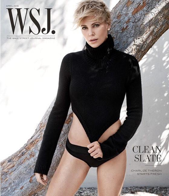 Charlize Theron Sports